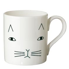 Start your day with your morning coffee and Mog. It's going to be a good day!