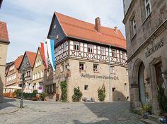 Kronach ~ Upper Franconia ~ Bavaria ~ Germany