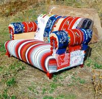 Upcycled Furniture From Reclaimed Pipes | Urban Gardens | Unlimited Thinking For Limited Spaces | Urban Gardens | Eco Fitted Furniture | Scoop.it