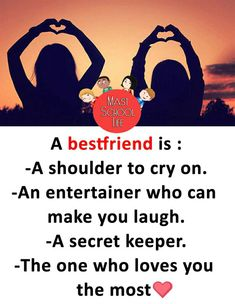 Love u forever bitch.... Ur d only prsn who can make me laugh wen I'm in no mood to... Stay in my lyf forever.... Dee....