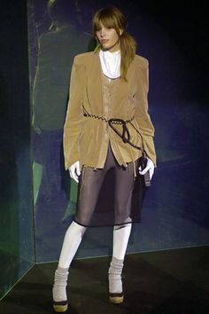 Maison Margiela Fall 2006 Ready-to-Wear Collection Photos - Vogue