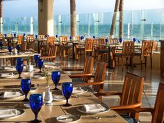 Riviera Nayarit, Mexico, Table Decorations, Dining, Home Decor, Candles, Restaurants, Blue Nails, Food