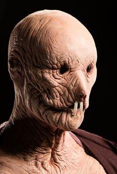 SyFy's FaceOff Season 5 - Miranda's Subterranean Rat Creature