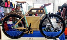 Ruphus Plywood Bike