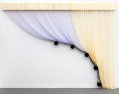 Parted Plastic by Eva LeWitt