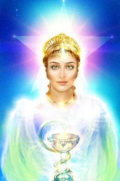 Ascended Master Hygeia