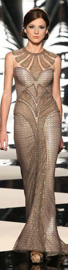What Would Khaleesi Wear? Mireille Dagher Fall 2013