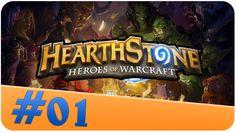 Das erste mal RANKING! - Let's Play Hearthstone: Heroes of Warcraft [Ger...