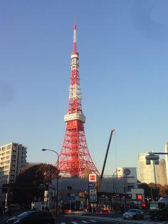 東京タワー20141208