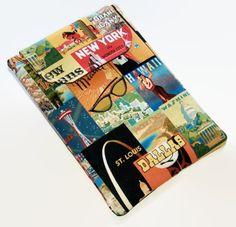 Ipad Mini cover Retro American Cities £17.50