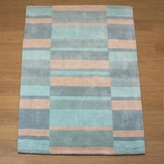 Links Wool Rug | Dunelm