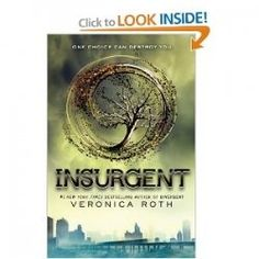 Insurgent. One of the best books I have ever read. Second book in the series.