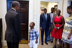 Obama's Most Adorable Moments Are The Ones He Shares With Kids | The Huffington Post