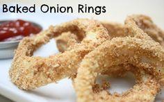 Yum alert! Recipe for baked onion rings: http://peta.vg/z5 #yum #food #vegan #vegetarian #recipes #onionrings #delish