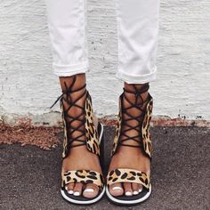 senso leopard heels, can't go wrong with a bit of leopard print!