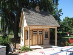 Weaver Barns - Custom Structures Photo Gallery