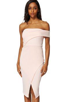 ScottyDirect - One Shoulder Scuba Dress, $54.95 (http://www.scottydirect.com/one-shoulder-scuba-dress/)