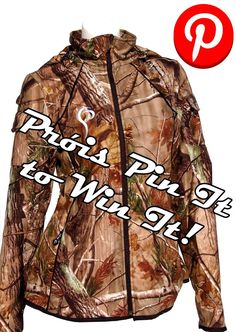 Prois Pin It to Win It! Best women's camo on the market!