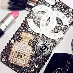 Chanel phone case!