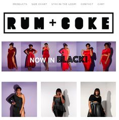 Black owned online clothing stores