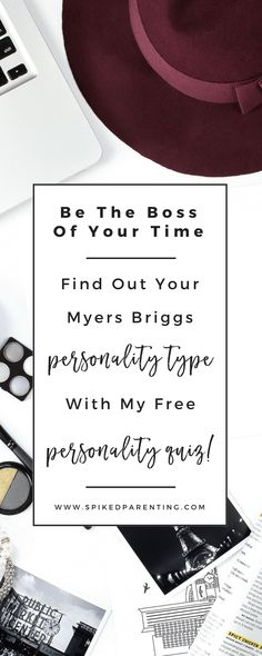 Myers Briggs Personality Quiz | SpikedParenting