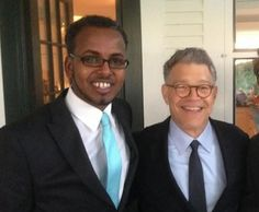 Senator Al Franken Hires Staffer From Somalia – Jewish Business News
