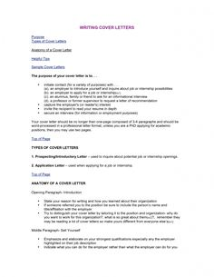 Types Of Cover Letter Template #cover #coverlettertemplate #letter #template #types Best Cover Letter, Writing A Cover Letter, Cover Letter Sample, Cover Letter Template, Letter Templates, Resume Templates, Answers To Homework, Do Homework, Resume Tips