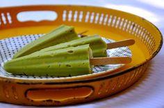 Avocado Popsicle Recipe