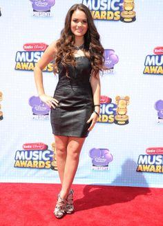 Madison Pettis -- Most Stylish Celebs at the 2014 Radio Disney Music Awards   Twist #RDMAs