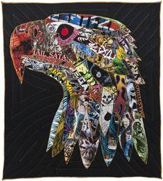 Ben Venom's incredible quilt