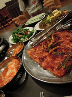 Had korean food few weeks ago.     ;) repin!