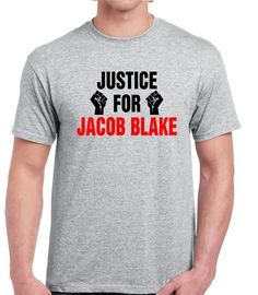Justice For Jacob Blake Black Lives Matter T-Shirt - Ronole Store Black Lives Matter Shirt, Store, Mens Tops, T Shirt, Life, Fashion, Supreme T Shirt, Moda, Tee Shirt