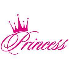 pink princess crowns logo - Google Search