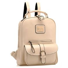 Metal Buckle Top Handle Tote Handbag School Bag Backpack onfancy http://www.amazon.com/dp/B00JVJNPLM/ref=cm_sw_r_pi_dp_CR-5tb0C86AE1