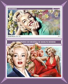 MOZ17125b 55th memorial anniversary of Marilyn Monroe (Marilyn Monroe (1926–1962))
