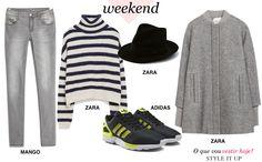 weekend looks