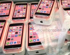 Nuevas Imágenes Muestran el Presunto Embalaje del iPhone 5C