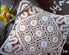 Crochet: Pillows crochet