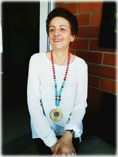 Mamá Spinela, mamá corazón.