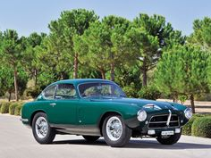 1954 Pegaso Z-102 3.2 Berlinetta by Touring | New York - Driven By Disruption 2015 | RM Sotheby's