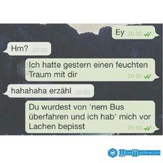 Feuchter Traum - Lustige WhatsApp Bilder und Chat Fails 139