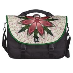 Romantic Vintage Lace Pink Rose Kaleidoscope Laptop Messenger Bag http://www.zazzle.com/sara_valor*/bag