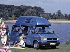 Volkswagen California by Westfalia (T4) '1991–93