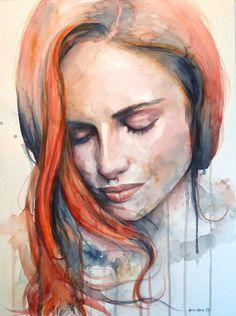 """Kissed by Fire"" by Anna-Mariaa.deviantart.com on @deviantART"