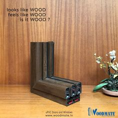 uPVC as a product offers the aesthetic appeal of wood.  Our WoodMate uPVC windows in walnut, mahogany or golden oak finishes are perfect alternative for real wood.  Add #WoodMateWindows to your homes.#uPVCWindows #upvcdoors  #upvcdoorsandwindows #Doors #windows #beautifulwindows #beautifuldoors #Beautifulhomes #interiors #architecture  #Bangalore #DeccanWoodMate #DeccanoCasements #bengaluruarchitects Upvc Windows, Windows Me, Golden Oak, Product Offering, Real Wood, Beautiful Homes, Bookends, Alternative, Interiors