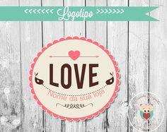 Logomarca Love