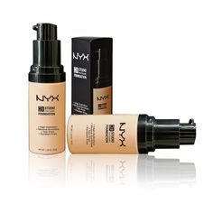 Fond de ten NYX HD Studio Photogenic Foundation doar pe http://www.makeup-shop.ro