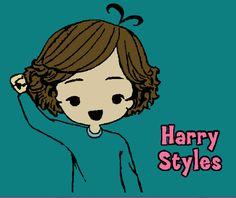This is adorable!!!!! Cartoon hazza!!!
