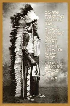Chief White Cloud (Native American Wisdom) Art Poster Print Poster at AllPosters… – Embroidery Native American Prayers, Native American Spirituality, Native American Wisdom, Native American Beauty, Native American Tribes, Native American History, Native American Hairstyles, Native American Wedding, Native American Warrior