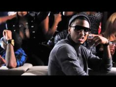 Trey Songz - Say Aah (official music video, urban, r&b, hip-hop artist)